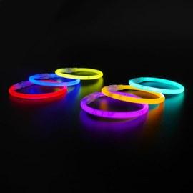 Lichtgevende armbandjes premium - 100 stuks – Bild 11