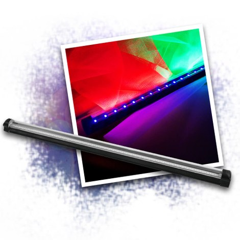 LED UV Slimbar - 48 LED - 60cm