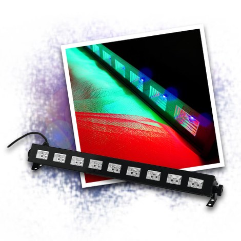 LED Fest UV ramp -9