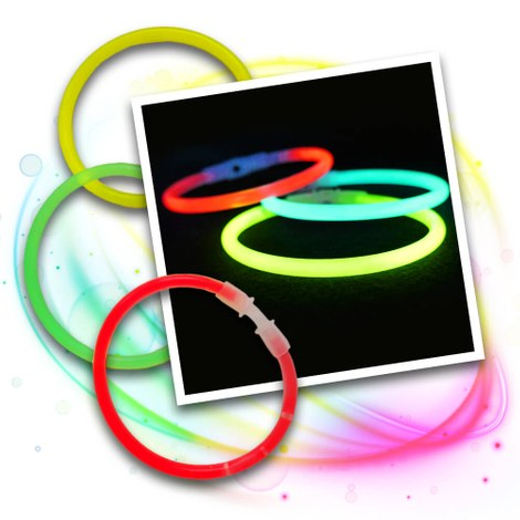 Flirt Party Set with 800 glow sticks