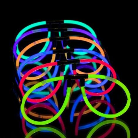 Glow Glasses connectors 10 sets