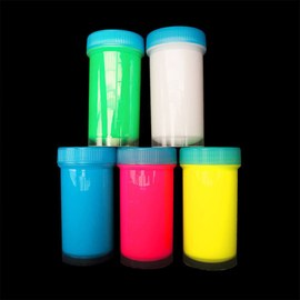 Eventlights NEON UV paint 5 x 50 ml – Bild 2