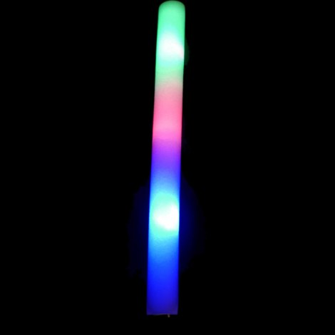 LED pompom stick XL