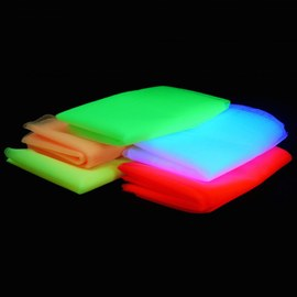 Neon UV tulle - 6 colours – Bild 2