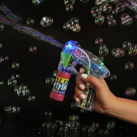 Bubbelpistol med LED – Bild 2